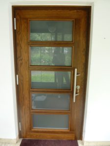 Vchodové dveře | Truhlářství Plánice - Zakázková výroba eurooken, špaletových oken, dveří a kuchyňských linek linka